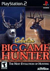 Обложка Cabela's Big Game Hunter