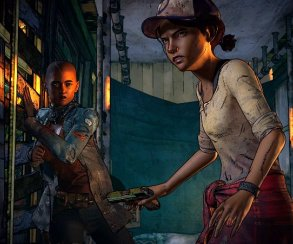 [21:00] The Walking Dead A New Frontier Episode 2 в прямом эфире