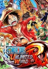 Обложка One Piece: Unlimited World Red