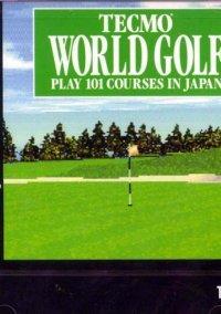 Обложка Tecmo World Golf