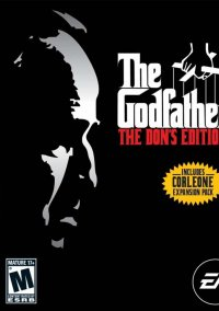 Обложка The Godfather: The Don's Edition
