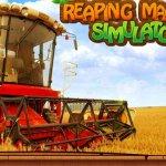 Скриншот Reaping Machine Farm Simulator – Изображение 1