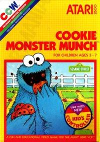 Обложка Cookie Monster Munch