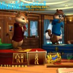 Скриншот Alvin and the Chipmunks: Chipwrecked  – Изображение 13