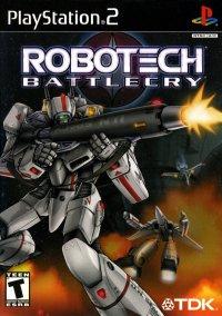 Обложка Robotech: Battlecry