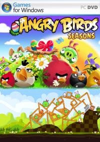 Обложка Angry Birds Seasons