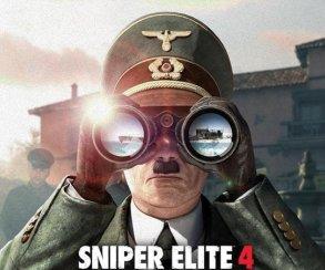 Смотрим релизный трейлер Sniper Elite 4