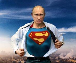 «Что могу сказать— чушь, конечно». Путин комментирует кинокомиксы