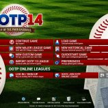 Скриншот Out of the Park Baseball 14