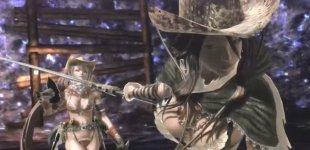 Onechanbara: Bikini Samurai Squad 3. Анонсирующий трейлер