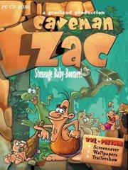 Обложка Caveman Zac