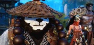 Тайцзи панда: Герои. Тизер - трейлер