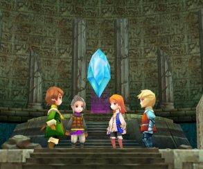 Final Fantasy 3 появится в Steam