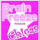 Скриншот Chicas BrainFreeze Puzzles