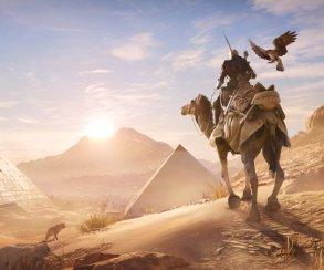 Новый ролик Assassin's Creed: Origins про исторических персонажей игры