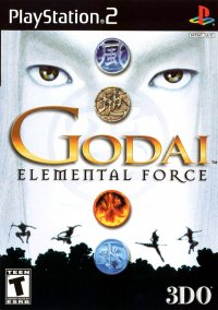 Обложка Godai: Elemental Force