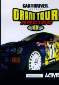 Обложка Car & Driver Presents: Gran Tour Racing '98