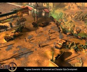 Опубликован первый скриншот Wasteland 2