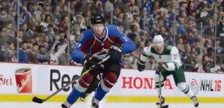 NHL 16. Геймплейный трейлер