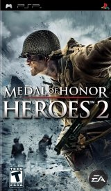 Обложка Medal of Honor: Heroes 2