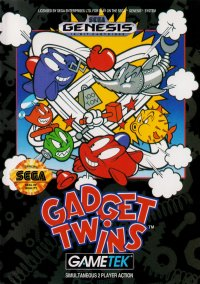 Обложка Gadget Twins