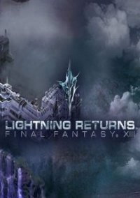 Обложка Lightning Returns: Final Fantasy 13