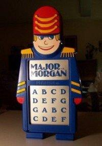 Обложка Major Morgan