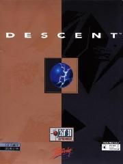 Обложка Descent