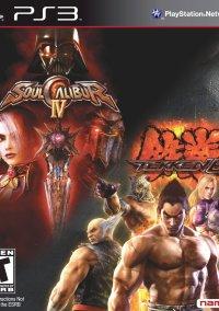 Обложка SoulCalibur IV & Tekken 6