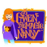 Обложка Gwen the Magic Nanny