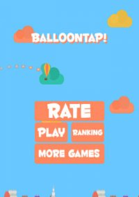 BalloonTap! - Flame Happy Flappy Monke – фото обложки игры