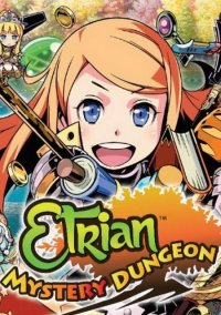 Обложка Etrian Mystery Dungeon