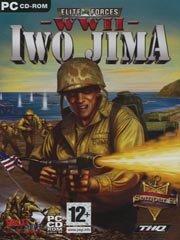 Обложка WWII: Iwo Jima