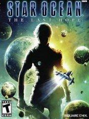 Обложка Star Ocean: The Last Hope