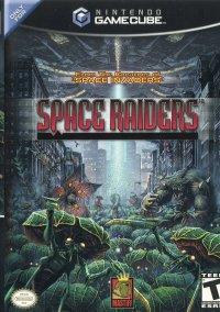 Обложка Space Raiders