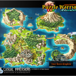 Скриншот Puzzle Warriors Adventure – Изображение 10