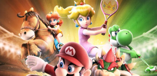 Mario Sports Superstars. Официальный трейлер