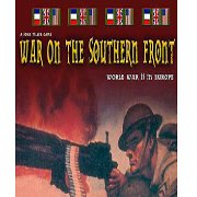 Обложка Total War in Europe: War on the Southern Front