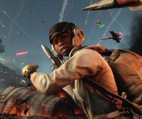 EA показала, чем займутся игроки SW Battlefront в Битве при Джакку