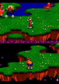 Обложка Sega Vintage Collection: ToeJam & Earl