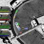 Скриншот Monochrome Racing – Изображение 7
