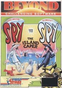 Обложка Spy vs. Spy: The Island Caper