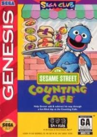 Обложка Sesame Street Counting Cafe