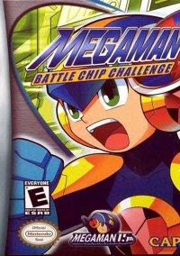 Обложка Mega Man: Battle Chip Challenge