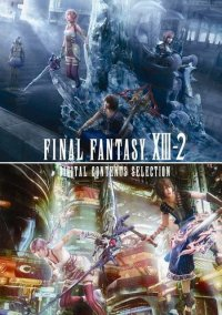 Обложка Final Fantasy XIII-2 - Lightning: Requiem of the Goddess