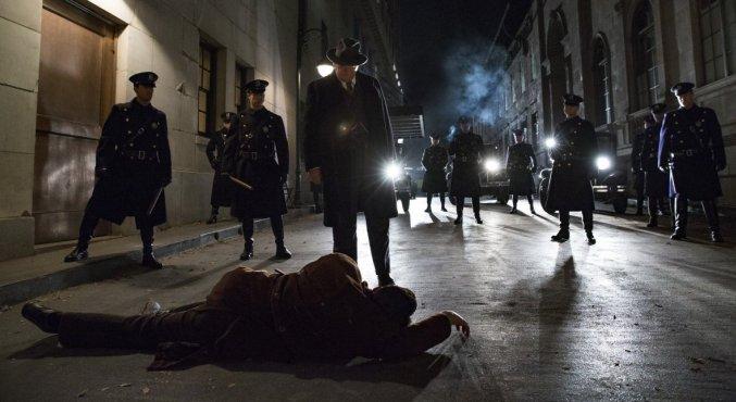 Рецензия на «Закон Ночи»