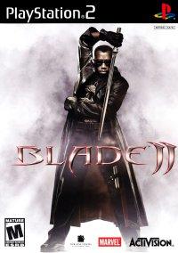 Обложка Blade II