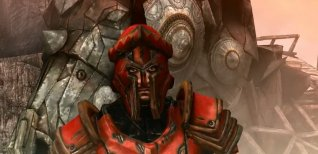 Godfire: Rise of Prometheus. Видео #2