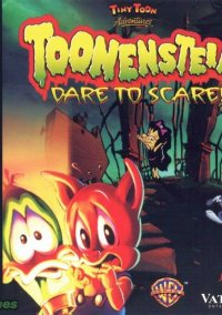 Обложка Tiny Toon Adventures: Toonenstein - Dare to Scare!