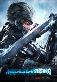 Обложка Metal Gear Rising: Revengeance
